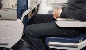 Tall People Travel Tips Airplane